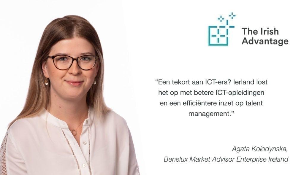 Agata Kolodynska - Talent Management