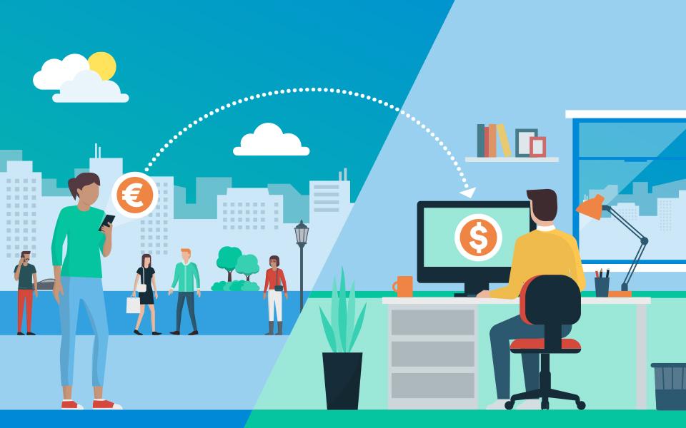 Baanbrekende impact van technologische oplossingen verandert betaalsector wereldwijd